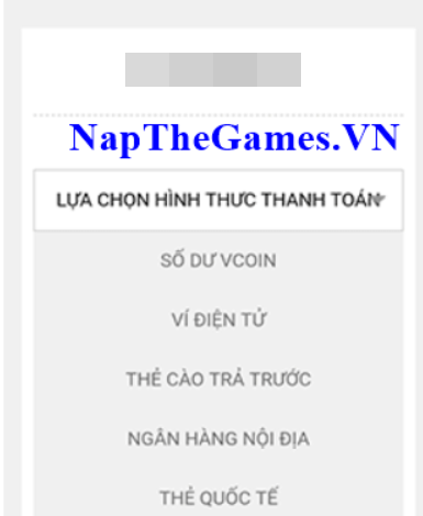nạp thẻ game laplace m