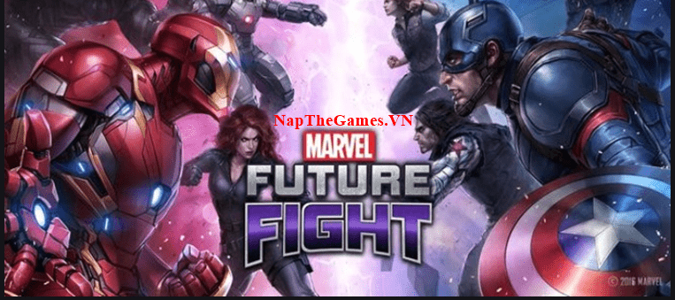 Nạp Thẻ Marvel Future Fight