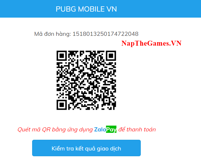 Nạp Call of Duty mobille vn