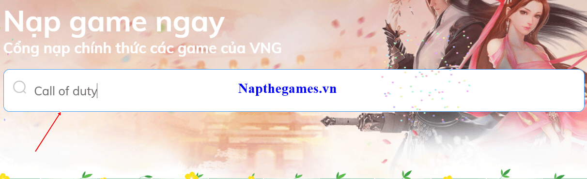 Nạp Thẻ Call of Duty mobile vn