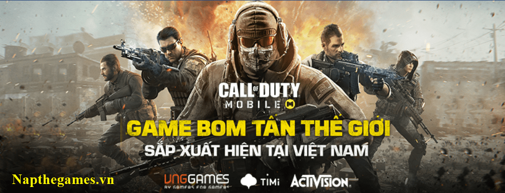 Nạp Thẻ Call of Duty