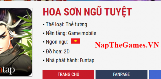 nap the hoa son ngu tuyet
