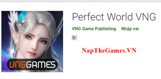 nap the perfect world vng